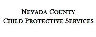 Nevada County Child Protective Services logo